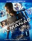 Project Almanac [2 Discs] [blu-ray/dvd] 3378025