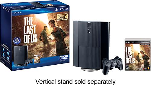 Sony - PlayStation 3 The Last of Us Bundle - 500GB
