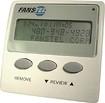 Fanstel - Call-Waiting Caller ID Type 2 Adjunct Box - Off White