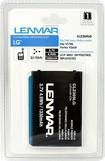 Lenmar - Lithium-Ion Battery for LG Ally VS740 and Vortex VS660 Mobile Phones - Black
