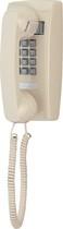 Cortelco - Corded Mini Wall Phone - Ash