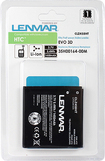 Lenmar - Lithium-Ion Battery for HTC EVO 3D Mobile Phones - Black