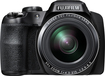 Fujifilm - FinePix S9200 16.2-Megapixel Digital Camera - Black