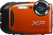 Fujifilm - FinePix XP70 16.4-Megapixel Waterproof Digital Camera - Orange