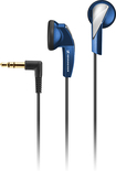 Sennheiser - MX 365 Earbud Headphones - Blue
