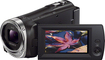 Sony - HDR-CX330 HD Flash Memory Camcorder - Black