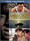 Unbroken (Blu-ray Disc) (2 Disc) (Ultraviolet Digital Copy) 2014