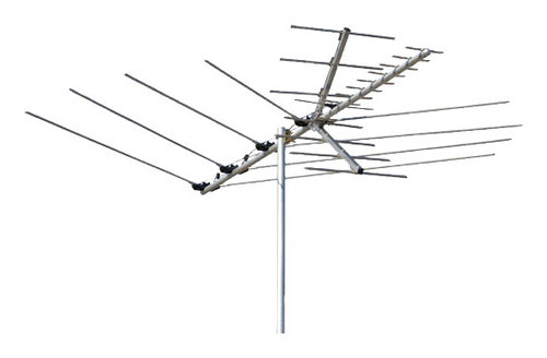 Channel Master - Advantage HDTV Antenna - Silver