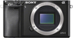 Sony - Alpha A6000 Mirrorless Camera (Body Only) - Black