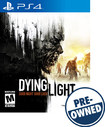 Dying Light - Pre-owned - Playstation 4