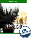 Dying Light - PRE-OWNED - Xbox One