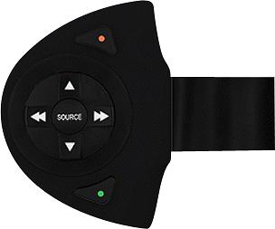 Axxess - Universal Steering Wheel Control Interface - Black