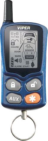 Viper - Device Remote Control - Blue