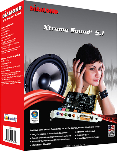 Diamond Multimedia, USA XS51 3403896