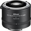 Nikon - AF-S Teleconverter TC-20E III 2x Extender Lens - Black
