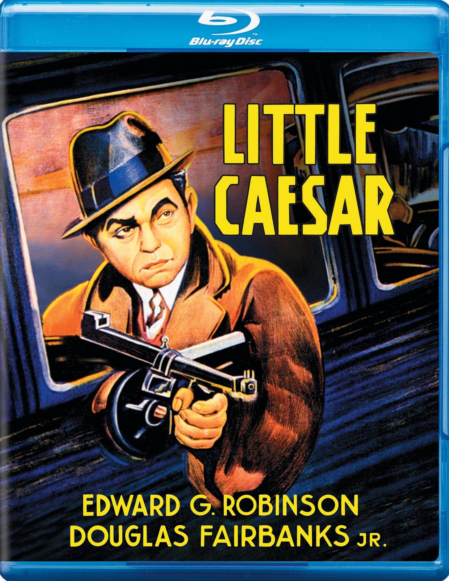 Little Caesar [blu-ray] 3411099
