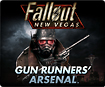 - Fallout New Vegas: Gun Runners' Arsenal for PlayStation 3 (Downloadable Content)