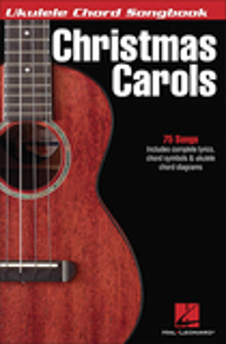 Hal Leonard - Various Artists: Ukulele Chord Songbook Christmas Carols Sheet Music - Multi 3415267