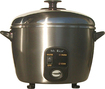 SPT - 10-Cup Rice Cooker and Steamer - Bronze