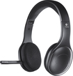 Logitech - H800 USB Wireless Headset with Noise-Cancelling Microphone - Black