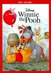 Winnie The Pooh [2 Discs] [blu-ray/dvd] 3439045