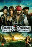 Pirates Of The Caribbean: On Stranger Tides (dvd) 3439054