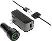 Griffin Technology - PowerDuo Auto/AC Adapter