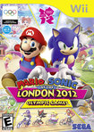 Mario & Sonic at the London 2012 Olympic Games - Nintendo Wii