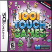 1,001 Touch Games - Nintendo DS
