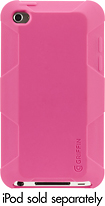 Griffin Technology - Protector Case for Apple® iPod® touch - Pink