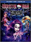Monster High: Haunted (Blu-ray Disc) (2 Disc) (Ultraviolet Digital Copy) (Eng/Spa/Fre/Ger/Italian/Por) 2015
