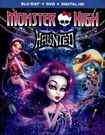 Monster High: Haunted [2 Discs] [includes Digital Copy] [ultraviolet] [blu-ray/dvd] 3472075