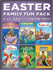 Easter Family Fun Pack - 6 Classic Favorites (DVD)