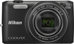 Nikon - Coolpix S6800 16.0-Megapixel Digital Camera - Black