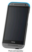 HTC - Double Dip Carrying Case for HTC One Mini 2 Cell Phones - Gray