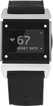 Basis - Health Tracker for Fitness, Sleep & Stress - Carbon Steel