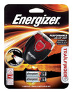 Energizer - Trailfinder Performance LED Cap Light - Black/Red