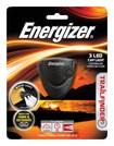 Energizer - Trailfinder 3-LED Cap Light - Black