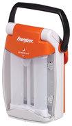 Energizer - Folding Solar Lantern - White/Orange