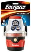 Energizer - Weatheready 360° Area Light - Red/Black