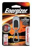 Energizer - Trailfinder LED Carabiner Clip Light - Silver