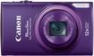Canon - PowerShot ELPH-340 16.0-Megapixel Digital Camera - Purple