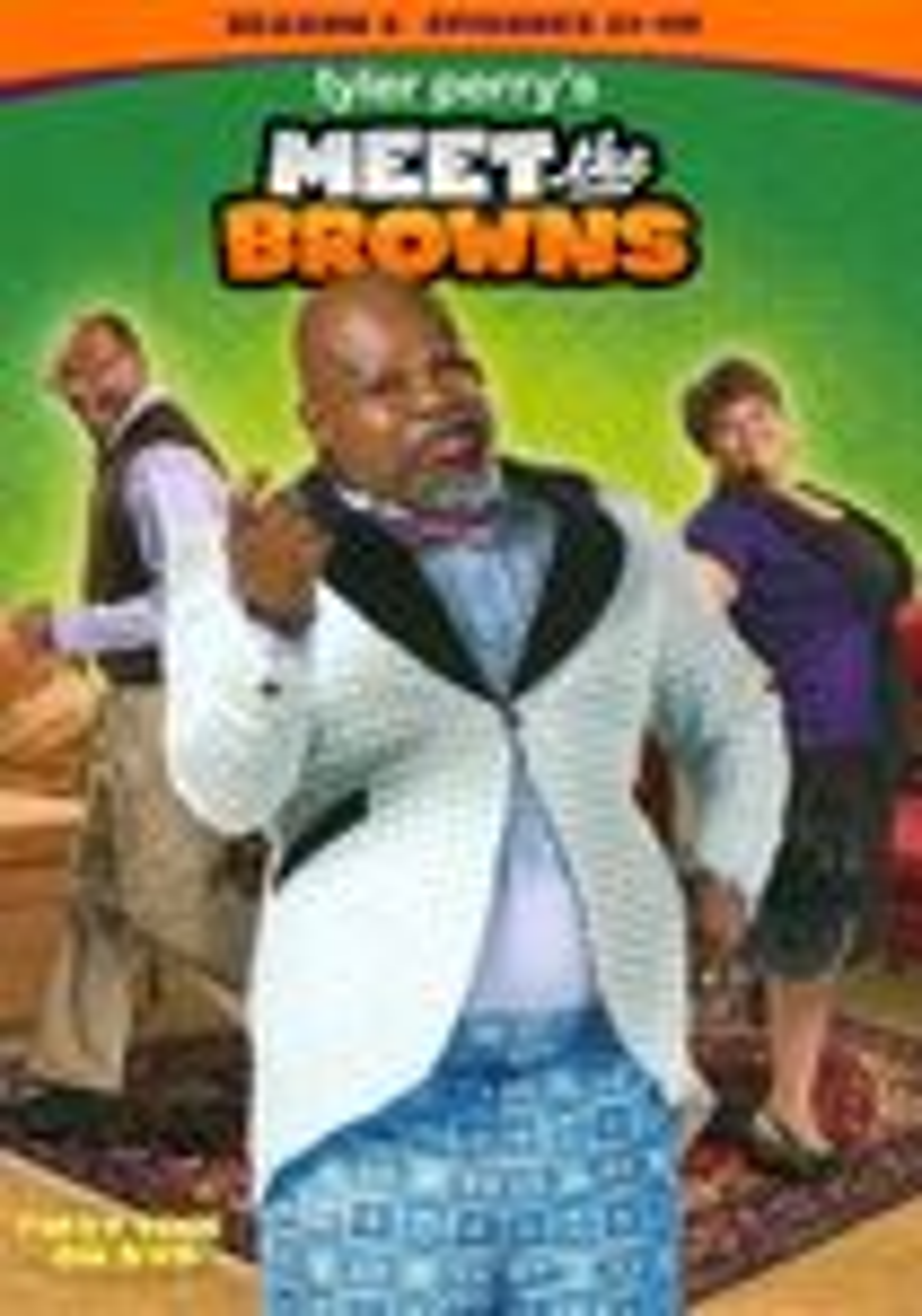 Tyler Perry's Meet The Browns: Season 2 [3 Discs] (dvd) 3496242