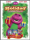 BARNEY: HOLIDAY FAVORITES (3PC) (DVD) (3 Disc) (Gift Set) (Eng/Spa)
