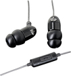 MEElectronics - M9P Earbud Headphones - Black