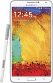 T-Mobile Prepaid - Samsung Galaxy Note 3 4G No-Contract Cell Phone - White