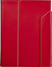 Insignia™ - Rotating Folio Case for Apple® iPad® Air - Red