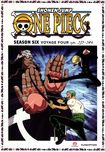 One Piece: Season Six - Voyage Four [2 Discs] [blu-ray] (dvd) 3512303