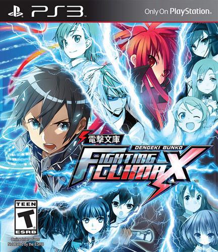 Dengeki Bunko: Fighting Climax - Launch Edition - Playstation 3 3512752