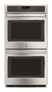 """Ge - Cafe Series 27"""" Built-in Double Electric Convection Wal"""